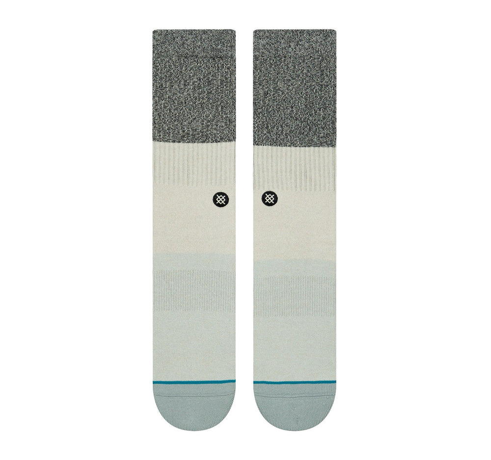 Stance Classic Crew Butter Blend Socks in Neapolitan Black - Stance - On The EDGE