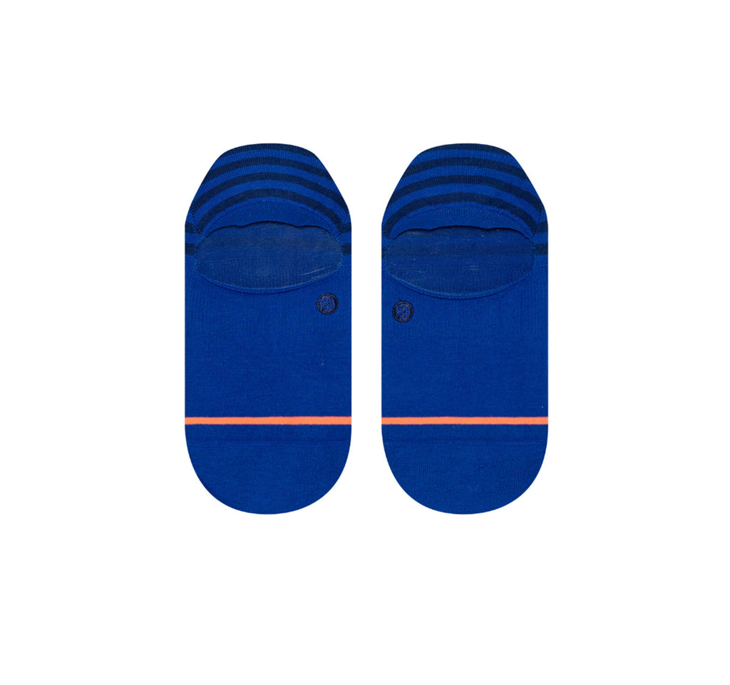 Stance Super Invisible 2.0 Socks in Sensible Cobalt - Stance - On The EDGE