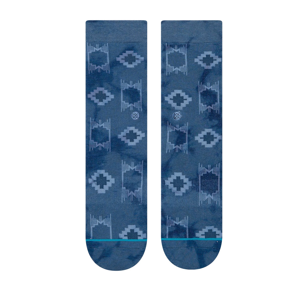 Stance Everyday Crew Men's Socks in Shamen - Stance - On The EDGE