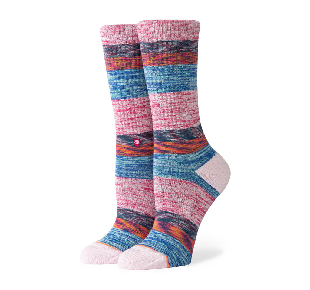 Stance Classic Crew Socks in Space Haze - Stance - On The EDGE