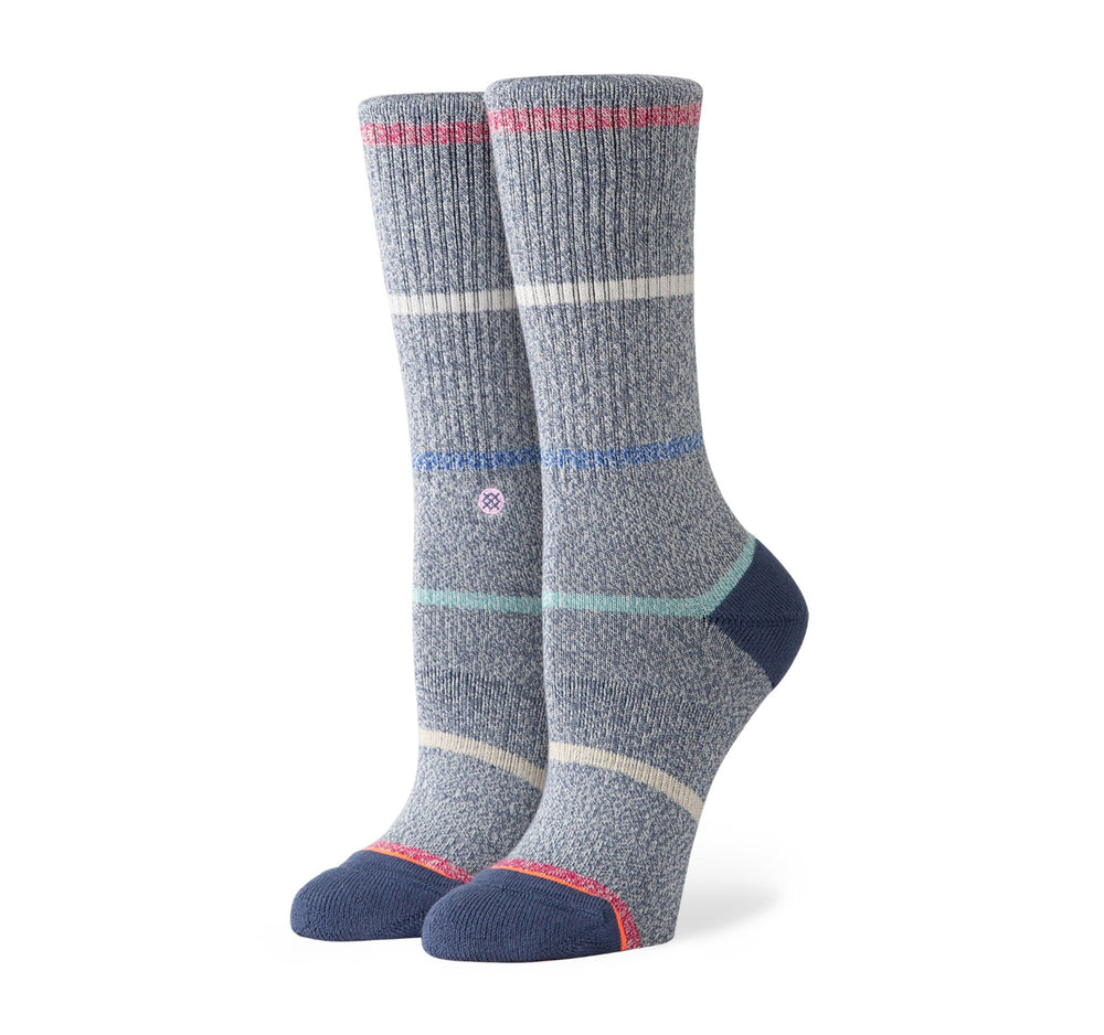 Stance Classic Crew Butter Blend Socks in Sundown - Stance - On The EDGE