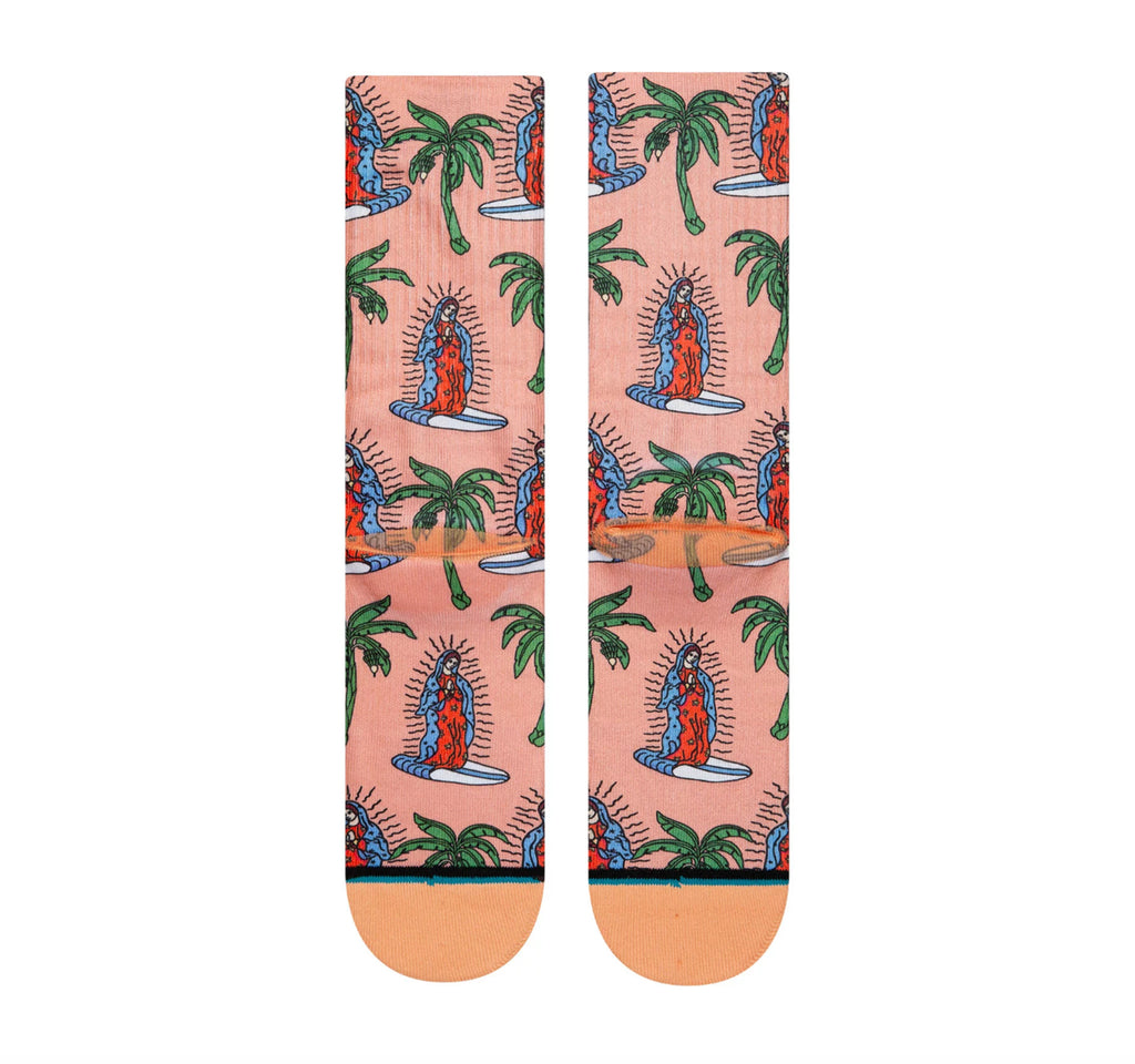Stance Classic Crew Men's Socks in Surfin Guadalupe - Stance - On The EDGE