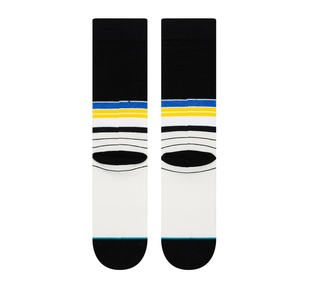 Stance Classic Crew NBA Warriors Baseline - Stance - On The EDGE