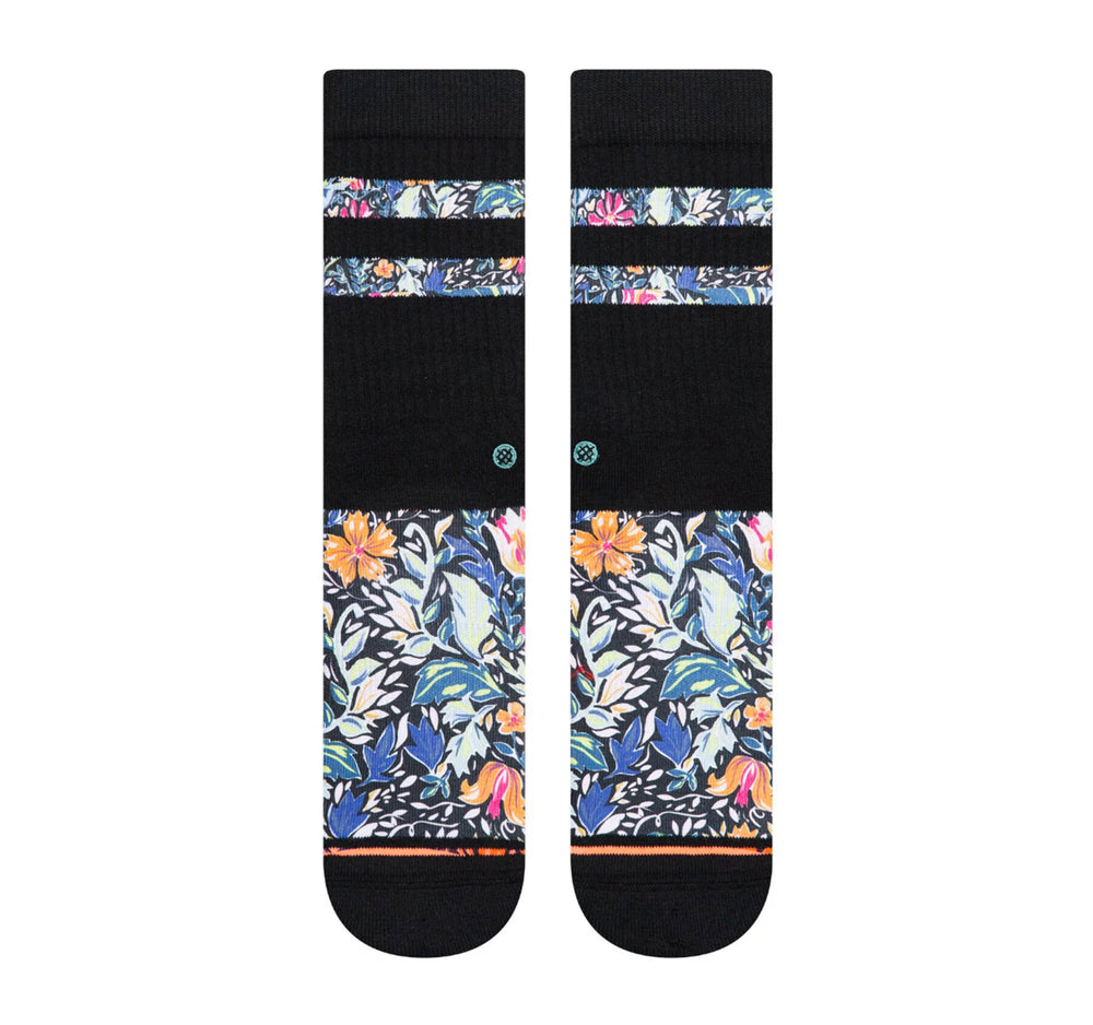 Stance Classic Crew Socks in Zoe - Stance - On The EDGE