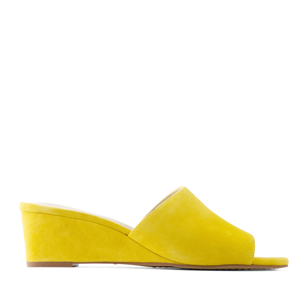 Vince Camuto Stephena Sandal in Dandelion - Vince Camuto - On The EDGE