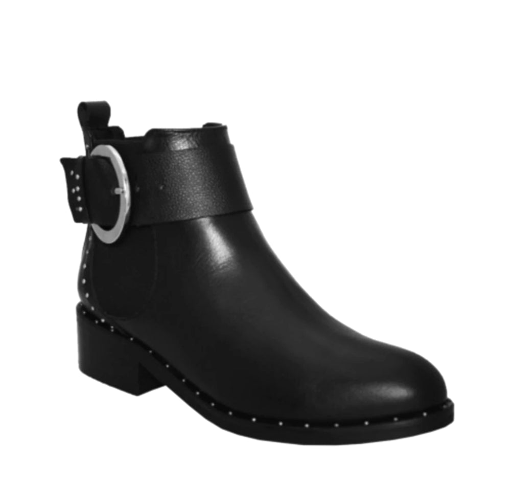 Stivali Connection Boot in Black