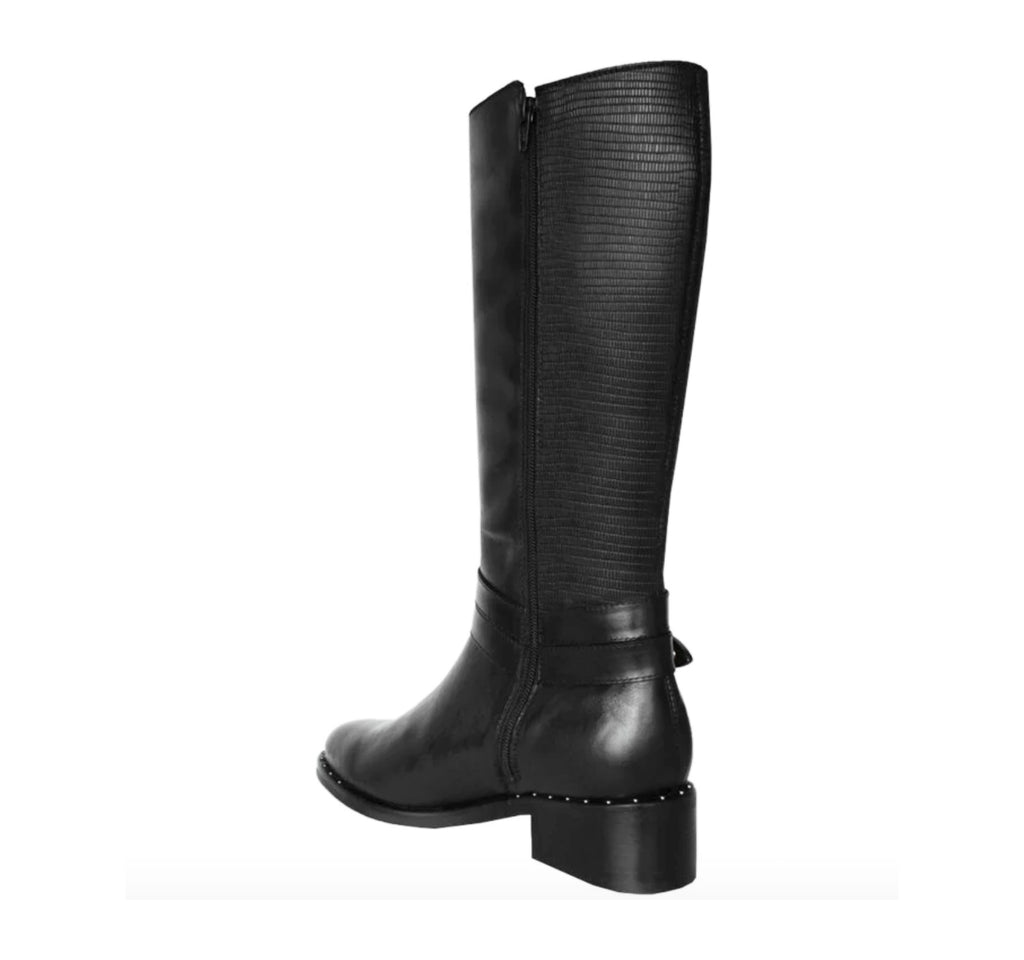 Stivali Grateful Boot in Black - Stivali - On The EDGE