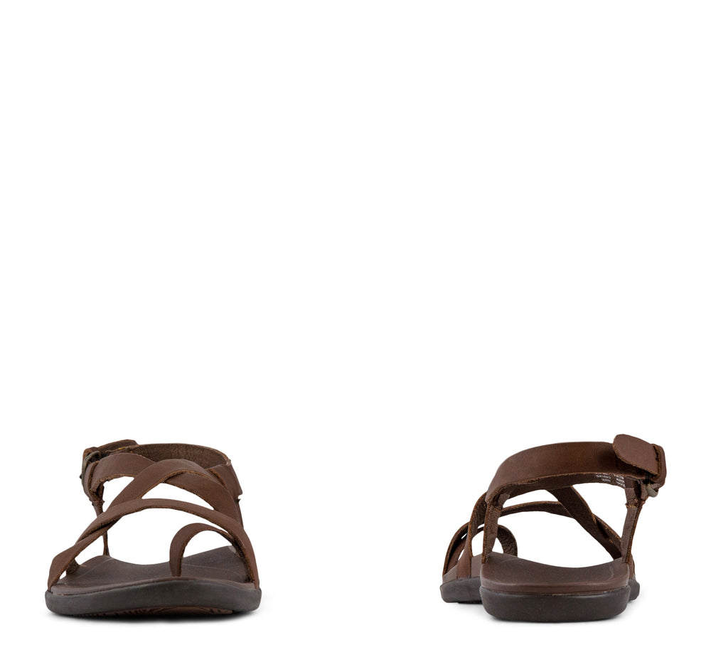 Olukai Upena Sandal in Kona Coffee - Olukai - On The EDGE