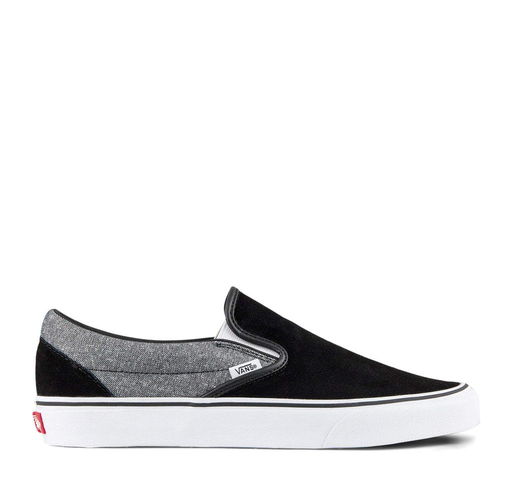 Vans Classic Slip-On Suede Men's Sneaker - Vans - On The EDGE