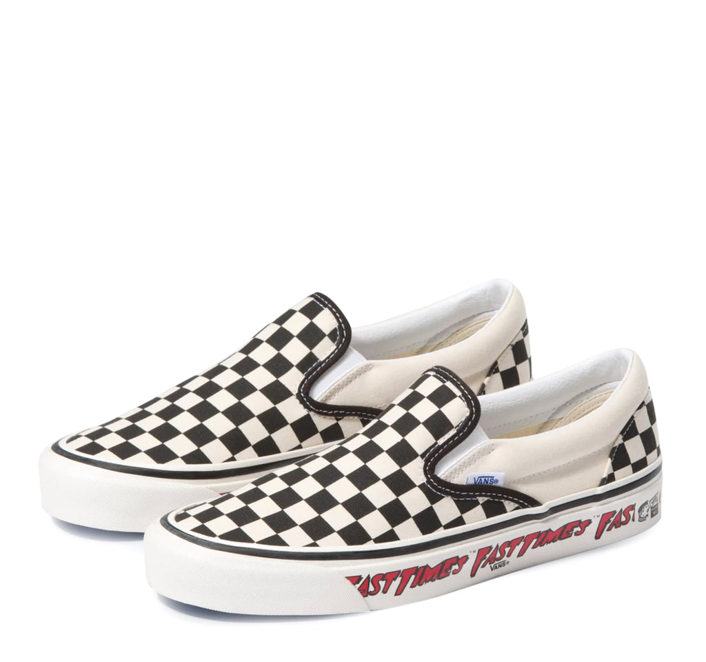 Vans Anaheim Factory Slip-On 98 DX Fast Times - Vans - On The EDGE