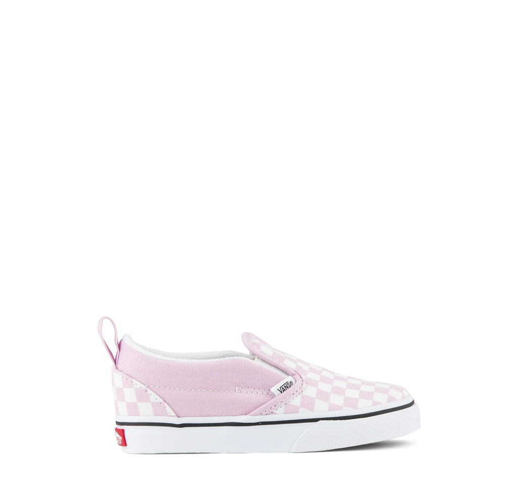 Vans Classic Slip-On V Toddler Girls' Sneaker - Vans - On The EDGE