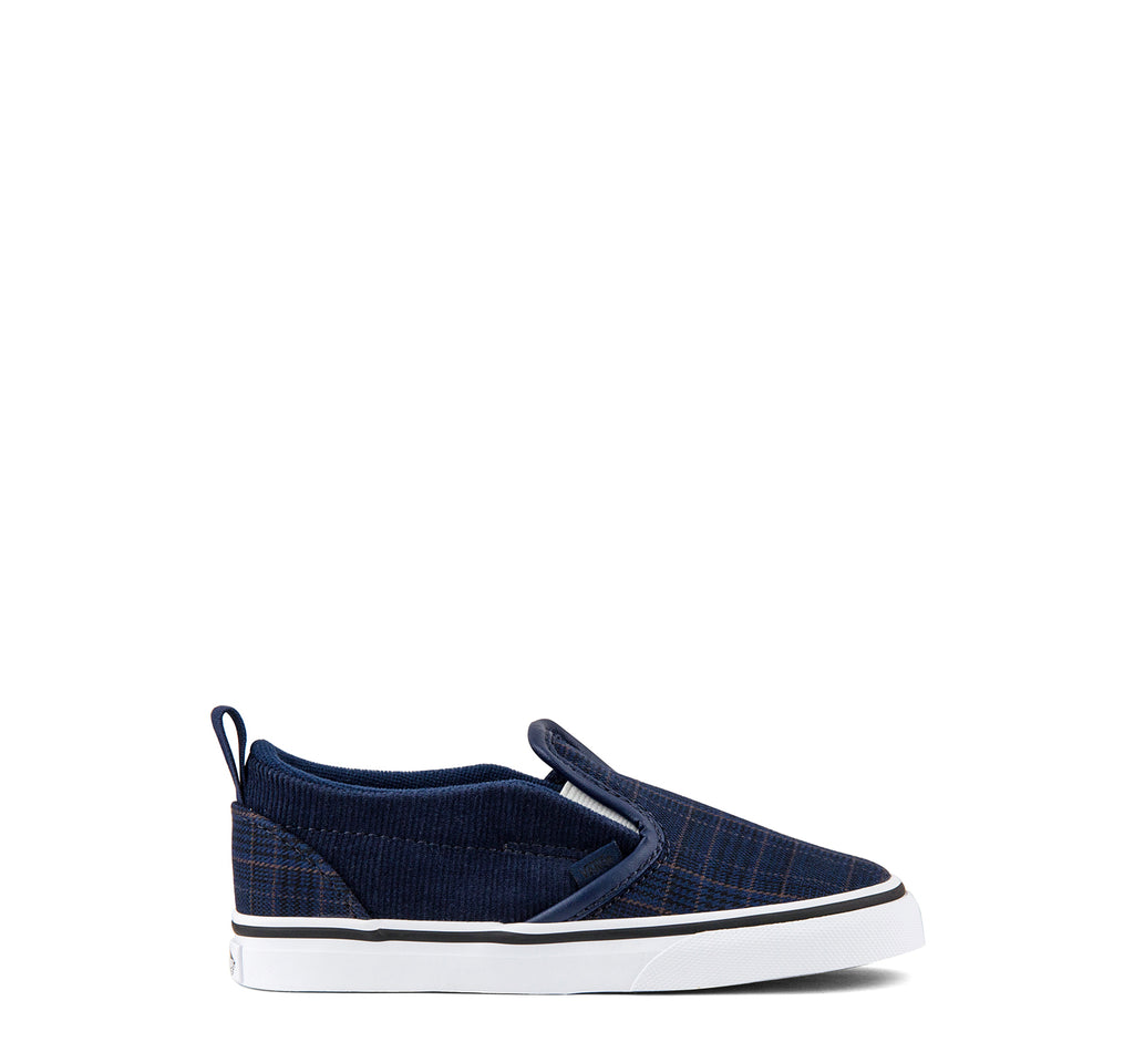 Vans Classic Slip-On V Toddler Boys' Sneaker - Vans - On The EDGE