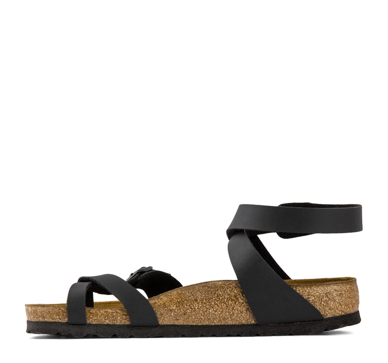 Birkenstock Yara Women's Sandal in Black - Birkenstock - On The EDGE