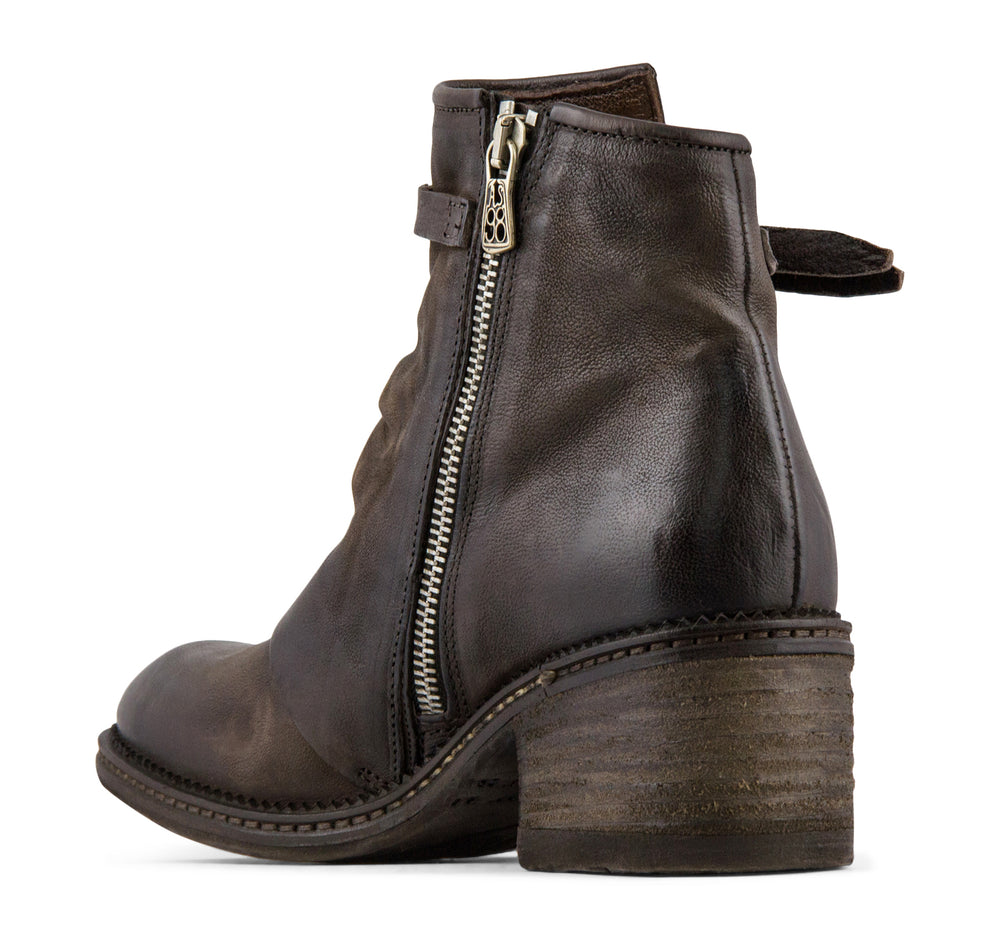 A.S.98 Yaron Women's Boot in Fondente - A.S. 98 - On The EDGE