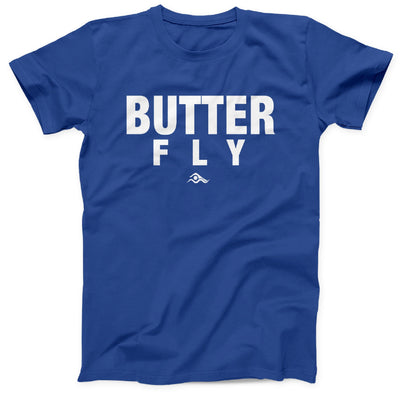 Butterfly Short Sleeve T-Shirt