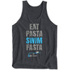 Eat Pasta, Swim Fasta Tank-Top