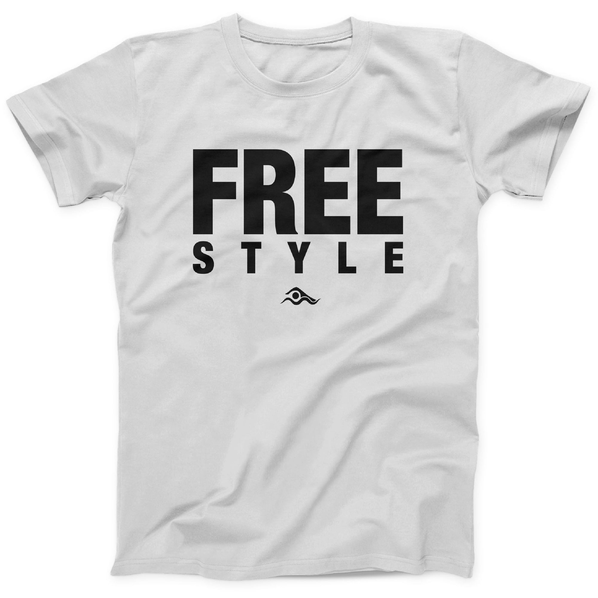 f3be8c64cffab Freestyle Short Sleeve T-Shirt - SwimWithIssues
