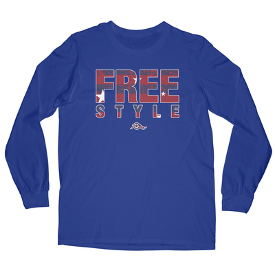 USA Strokes Long Sleeves