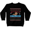 Merry Swimmas Gingerbread Sweater - Youth