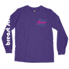 Breast Stroke Retro Long Sleeve