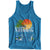 Retro Just Keep Swimming Tank Top