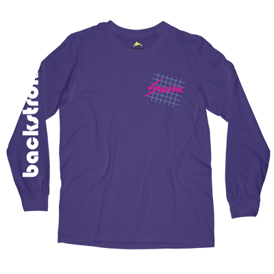 Backstroke Retro Long Sleeve