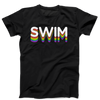 Swim Rainbow Short Sleeve T-Shirt