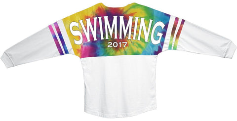 Tie Dye 2017 Swimming Jersey (Limited Edition)