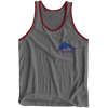 Dolphin Swim Tank Top
