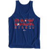 USA Strokes Tank Tops
