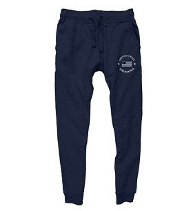 Navy US Swimming *Embroidered* Joggers