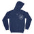 United States Swimming *Embroidered* Zip Hoodie