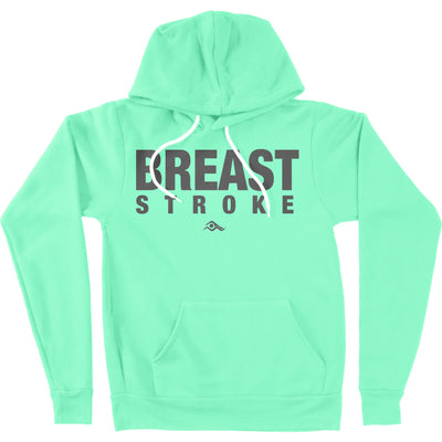 Breast Stroke Hoodies - SwimWithIssues Swim Shirts, Suits and t-shirts.