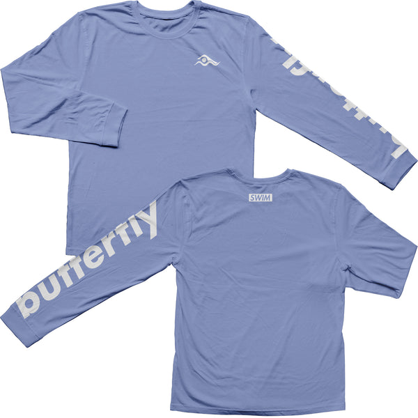 Butterfly Stroke Tees (Comfort Colors)