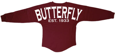 Butterfly Swim Jerseys - SwimWithIssues Swim Shirts, Suits and t-shirts.