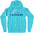 Cosmic Just Keep Swimming Hoodie (Womens)