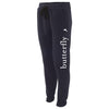 Navy Stroke Joggers - SwimWithIssues Swim Shirts, Suits and t-shirts.