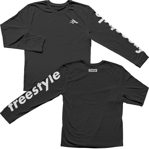 Freestyle Stroke Tees (Comfort Colors)