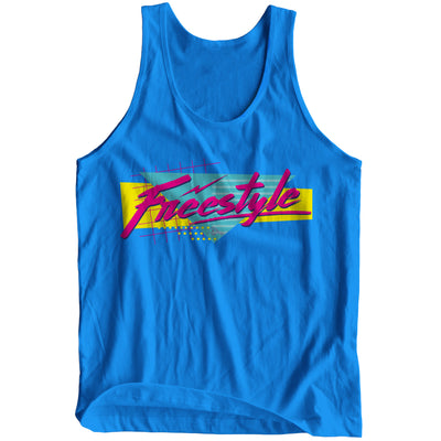 Retro! 90s Freestyle Tank Top