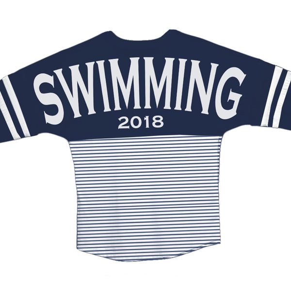 Nautical Swimming Jersey 2018