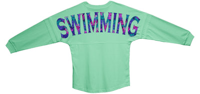 Neon Floral Jersey Limited Edition - SwimWithIssues Swim Shirts, Suits and t-shirts.