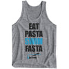 Eat Pasta, Swim Fasta Tank-Top - Youth - SwimWithIssues Swim Shirts, Suits and t-shirts.