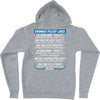 Swimmer Pickup Lines Hoodie - SwimWithIssues Swim Shirts, Suits and t-shirts.