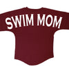 Swim Mom Jersey - SwimWithIssues Swim Shirts, Suits and t-shirts.
