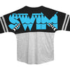 'SWIM' Graphic Jersey - SwimWithIssues Swim Shirts, Suits and t-shirts.