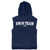Swim Team 2018 Sleeveless Hoodie