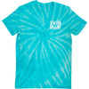 Swim Mom T-Shirt - Tie-Dye