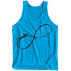 Swimfinity Tank-Top - Youth - SwimWithIssues Swim Shirts, Suits and t-shirts.