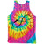 Tie-Dye Swimfinity Tank Top