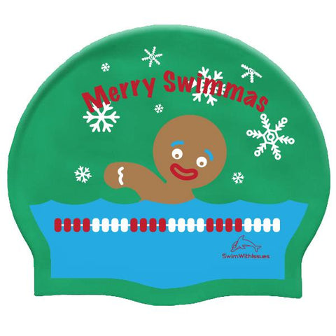 Merry Swimmas Swim Cap (Limited Stock)